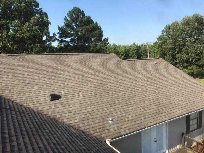 We can help with roofing repairs, maintenance or installing.